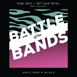 Social Media Quote Battle of the Bands Book Promotion